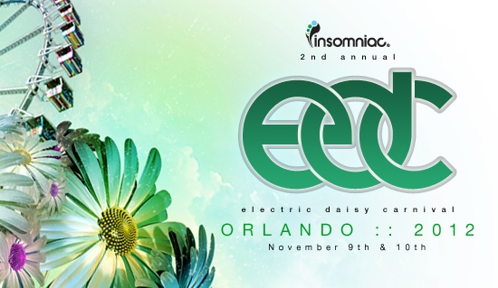 Electric Daisy Concert Returning to Orlando