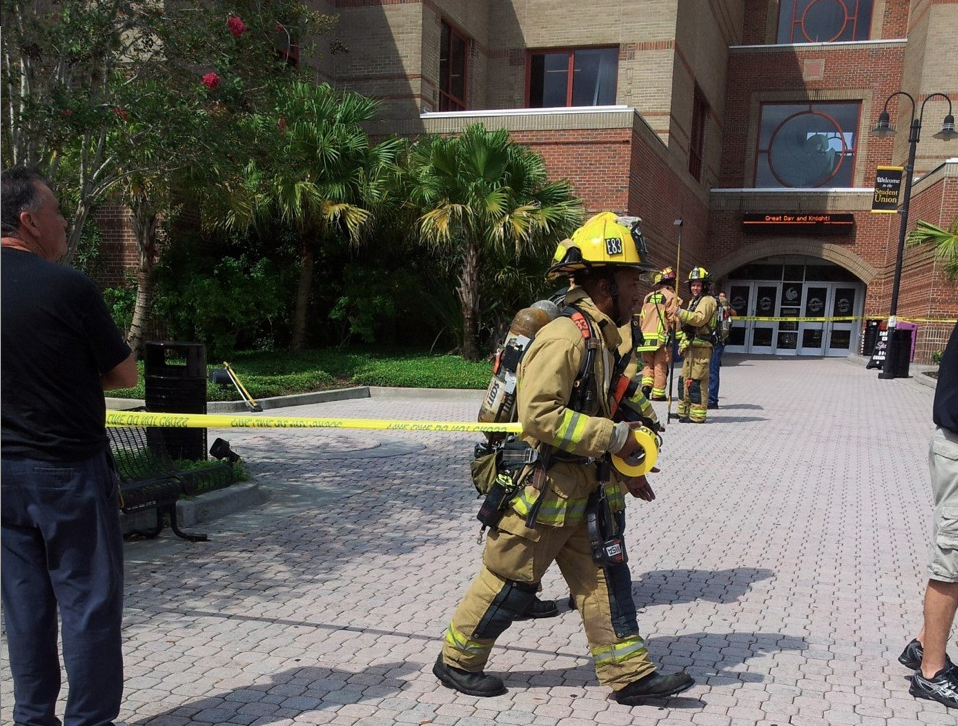 Witnesses: Pepper Spray Discharge In Ladies Restroom Sparks Union Evacuation