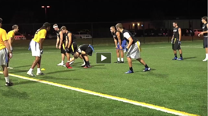 UCF Fraternity IM Sports: Video Highlights of Week 2 Gold League Football
