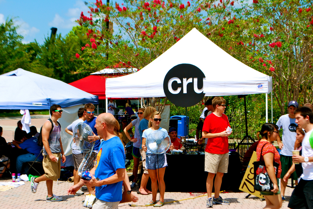Club Spotlight: Cru's Impact at UCF and Worldwide