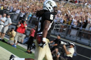 A Tale of Two Halves; UCF Loses 21-16 to SEC Opponent Missouri