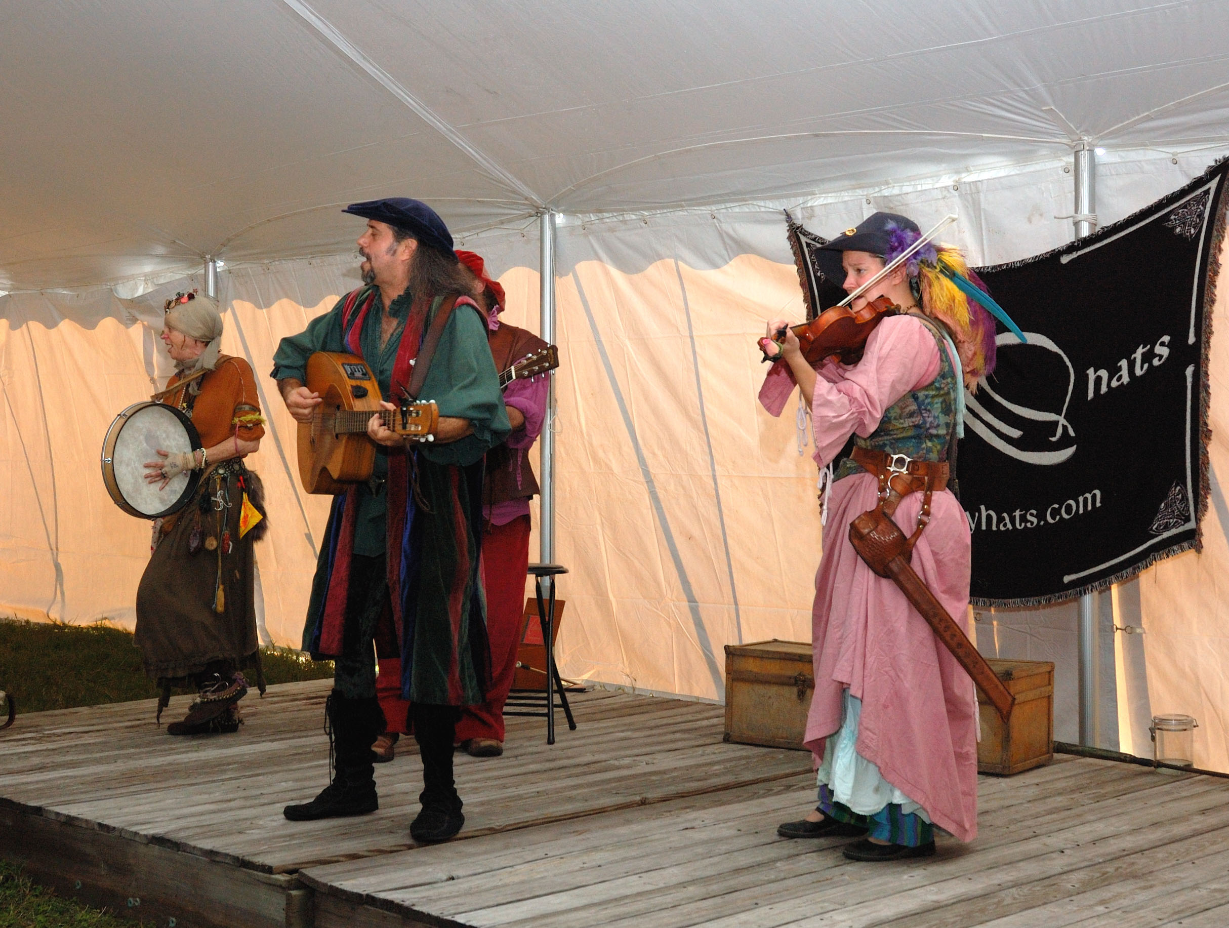 Learn How Knights Lived at Lady of the Lakes Renaissance Faire