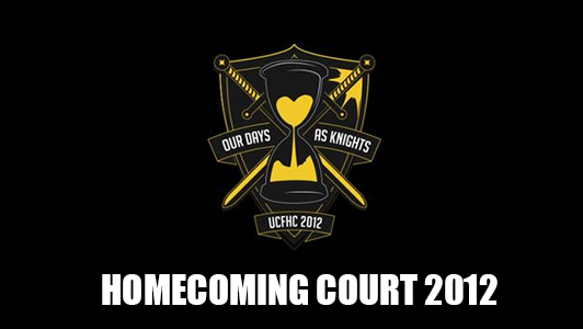 UCF Homecoming Court 2012 Members Announced