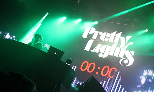 UCF Arena: Pretty Lights Concert Photos