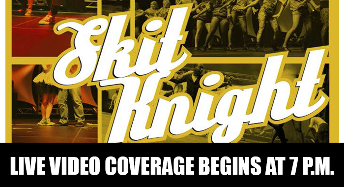 UCF Homecoming Skit Knight Live Video