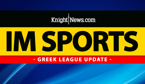 UCF Fraternity IM Sports: Video Highlights of Week 3 Gold League Football