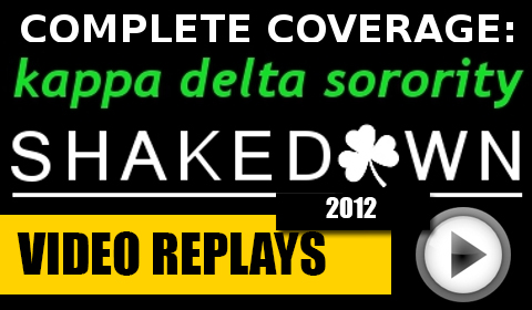 KD Shakedown 2012 Video Replays