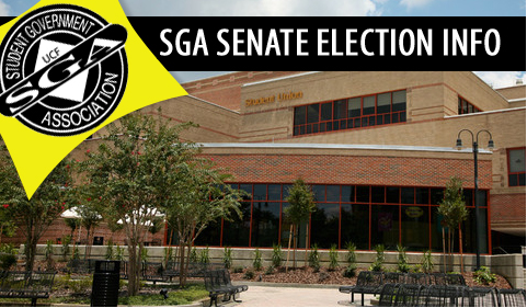 Student Government Senate Elections Start Today; Voting Lasts Until Wednesday