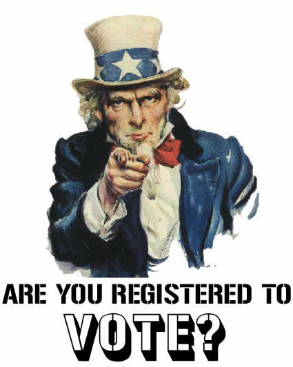Voter Registration Ends October 9, Volunteers Race to Inform