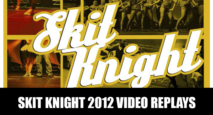 UCF Homecoming 2012 Skit Knight Video Replays