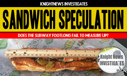 The Subway Footlong: Is it really 11 inches?