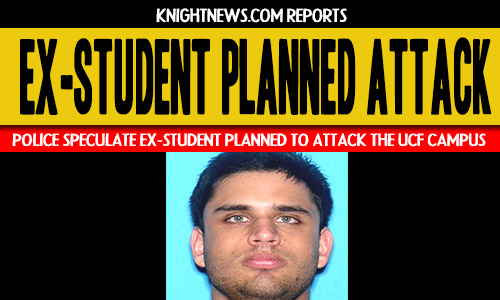 Ex-UCF Student Planned Wider Attack On Students, Officials Believe