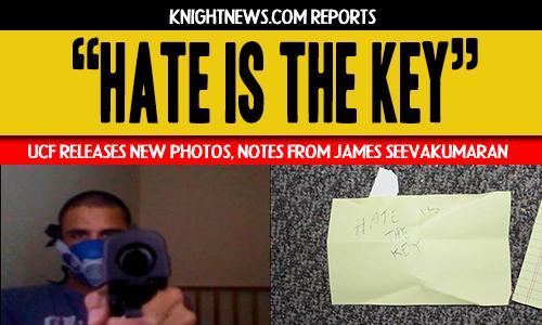 UCF Releases New Photos from UCF Gunman's Room, Computer | Seevakumaran Manifesto