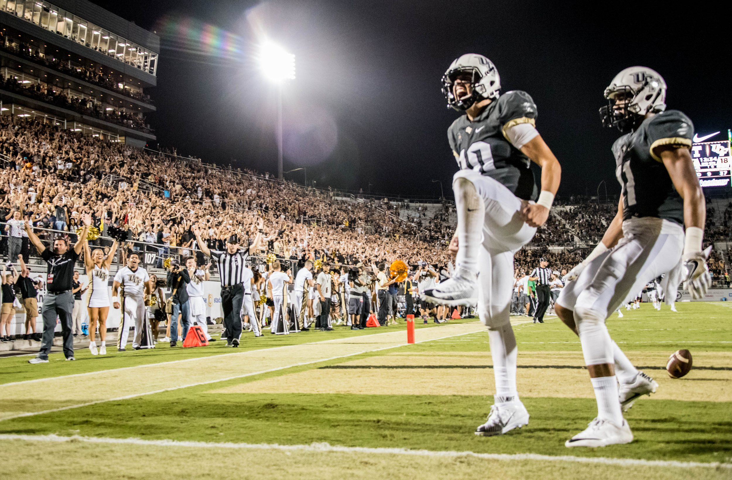 Ucf Football Belongs To The Future All Three Frost Approved