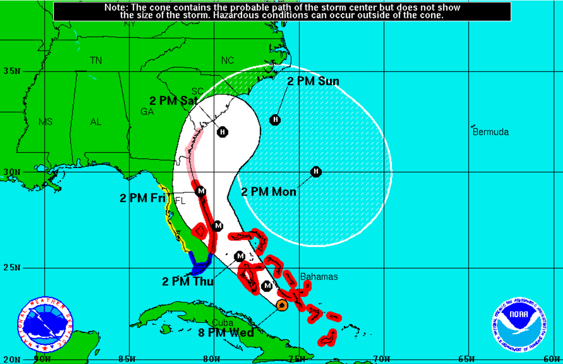 UCF Alert for On-Campus Students, ORL Flight Advisories ... on