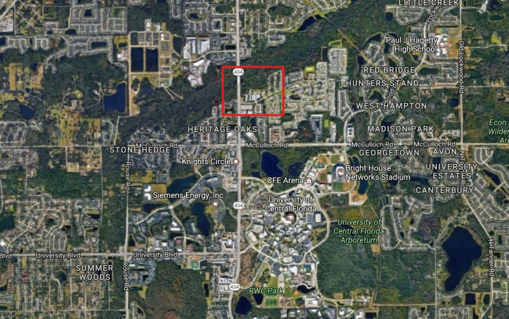 New Luxury Apartment Complex to be Built Near UCF ...