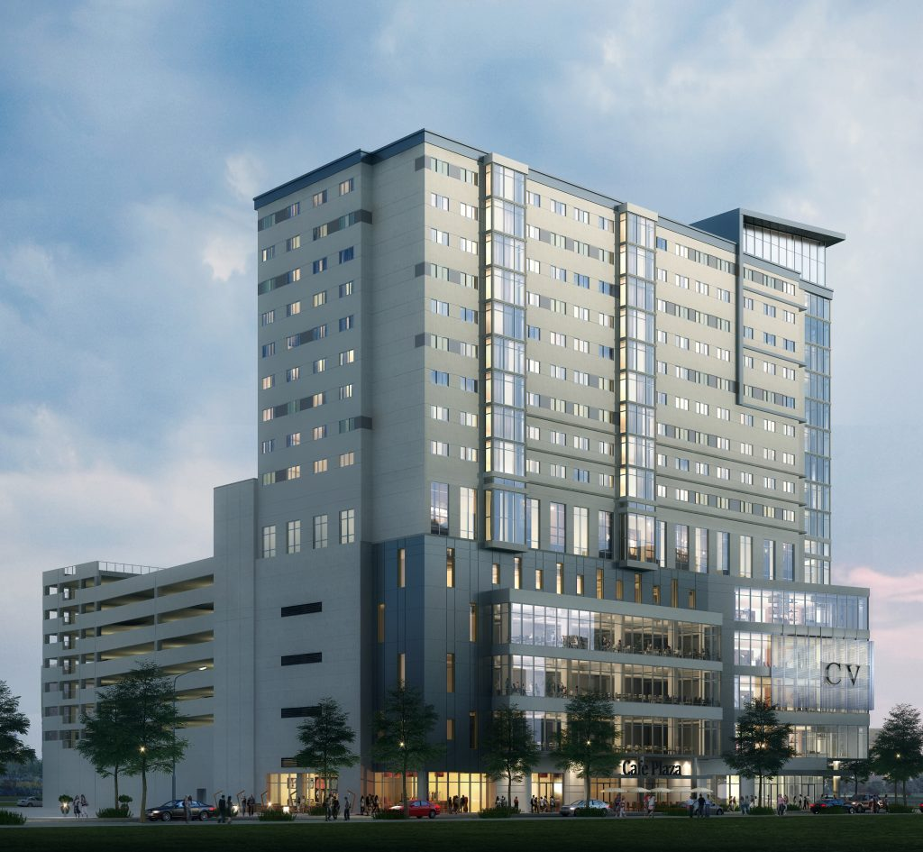 UCF/Valencia Downtown Student Housing Project Approved by City of ...