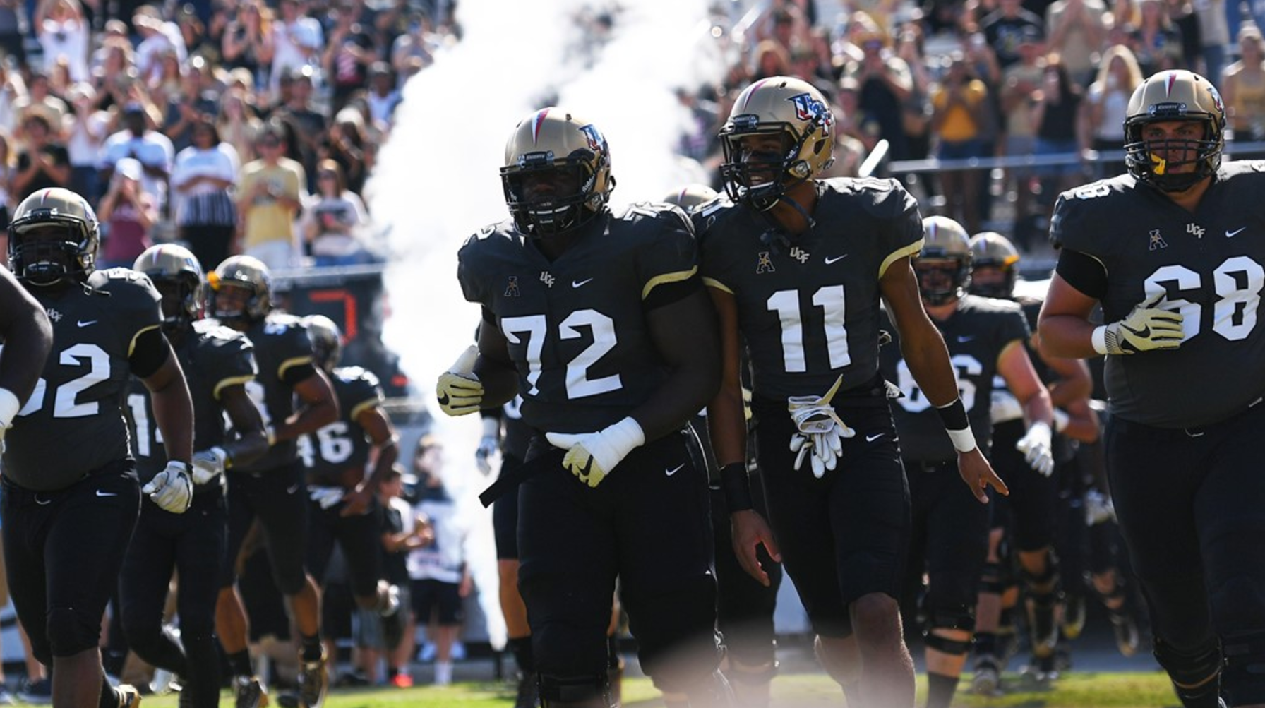 Central Florida, Maryland's next football opponent, calls off second straight game