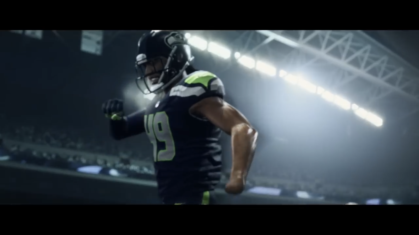 buy online 889b6 4e3a0 Shaquem Griffin Appears in Madden 19 E3 Trailer | KnightNews.com