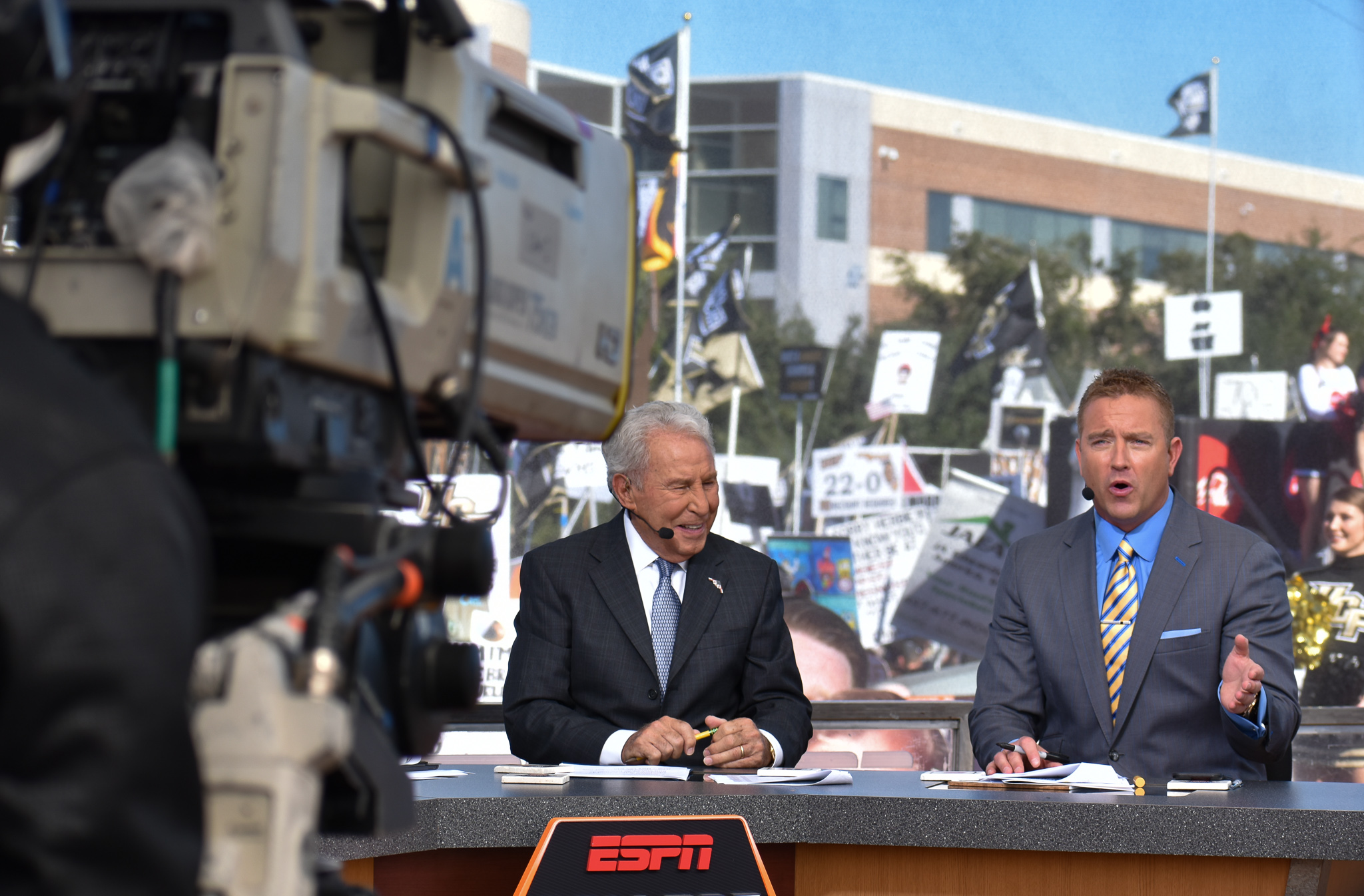 Where Does UCF Stand in CFB? Kirk Herbstreit, Once Knights ...