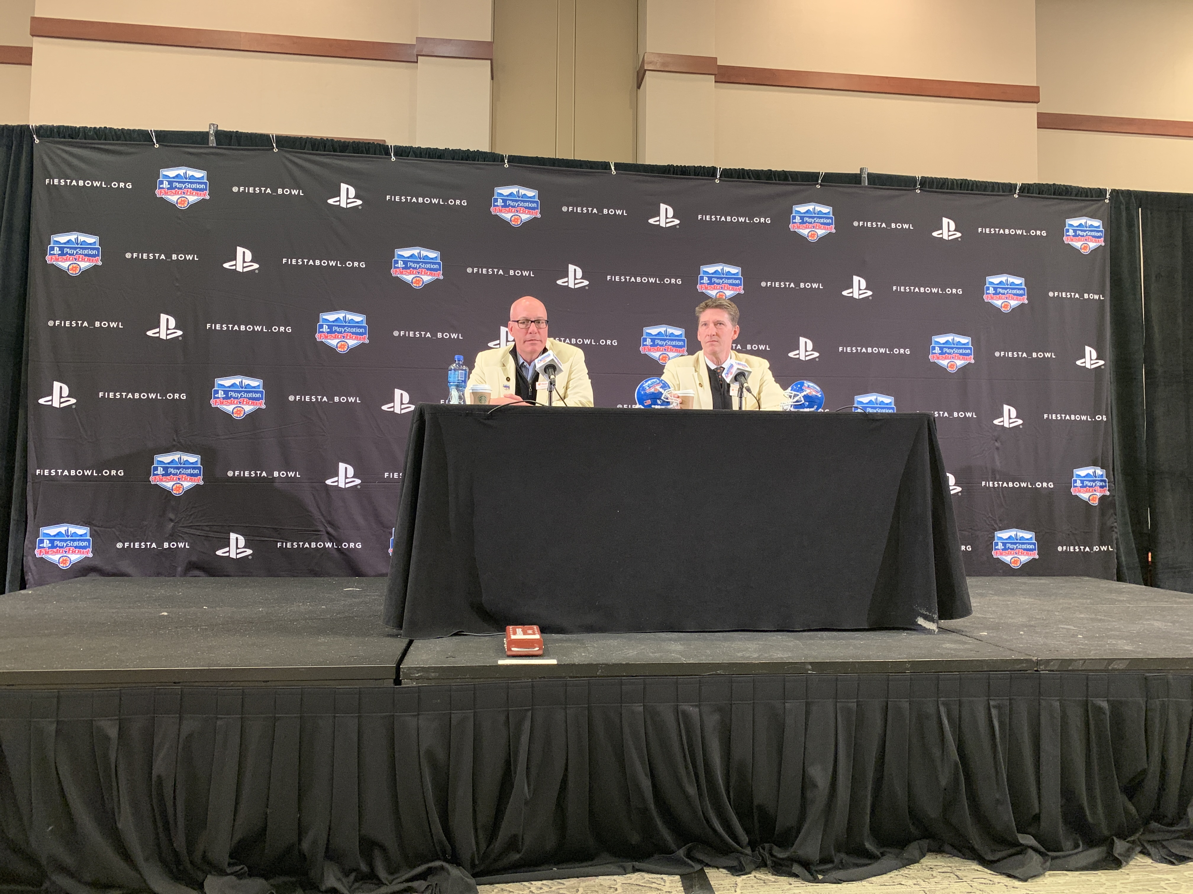 Fiesta Bowl Officials Talk Playoff Expansion And New Years Day