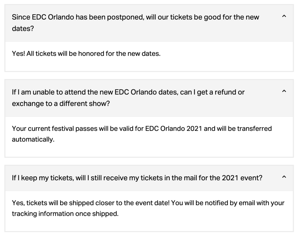 EDC Orlando to return to Tinker Field in 2021